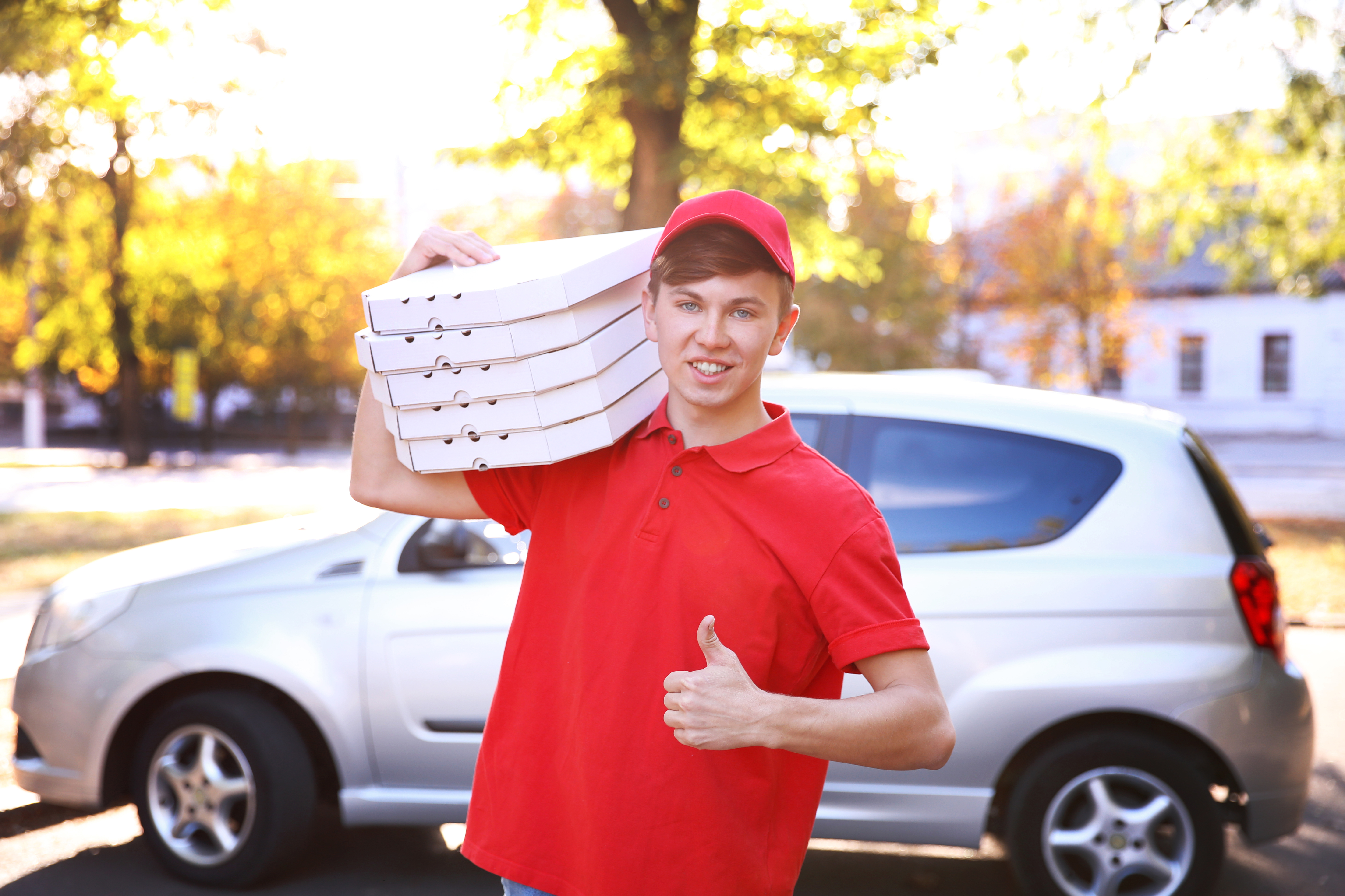 Pizza Delivery in Pembroke Pines, Miramar, Hollywood, FL, Weston, Cooper City